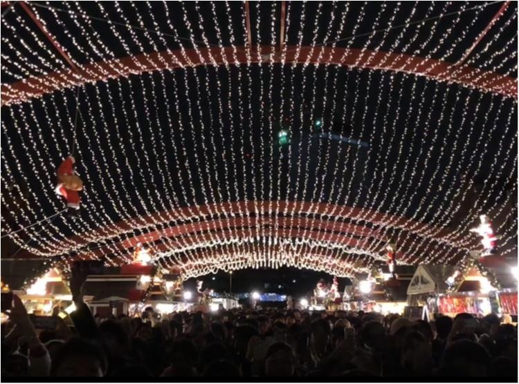 横浜赤レンガ倉庫【クリスマスマーケット】点灯式に行きました!_5