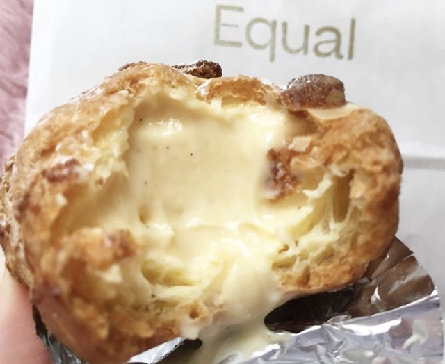 一度は食べたい行列必至の大人気店のチーズケーキとシュークリーム。_4