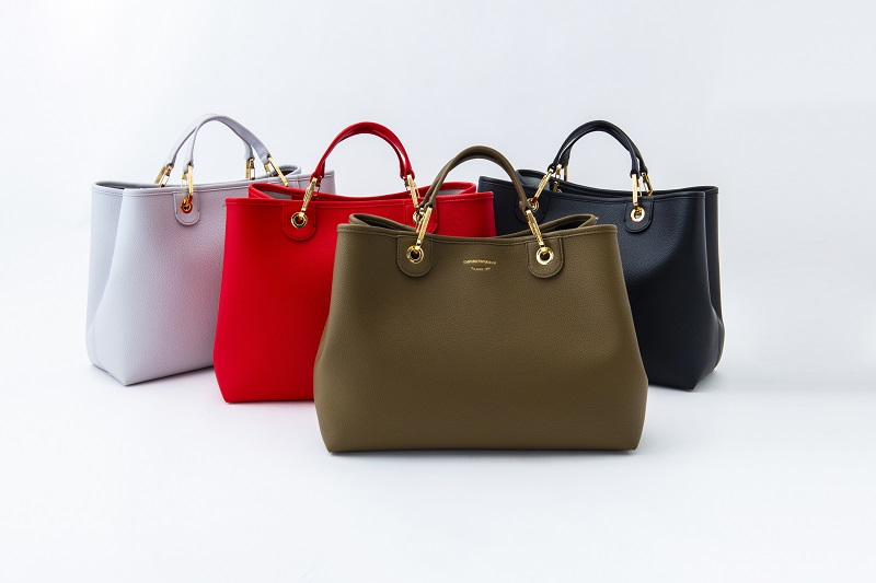 エンポリオアルマーニ、春の新作バッグ「MyEA」