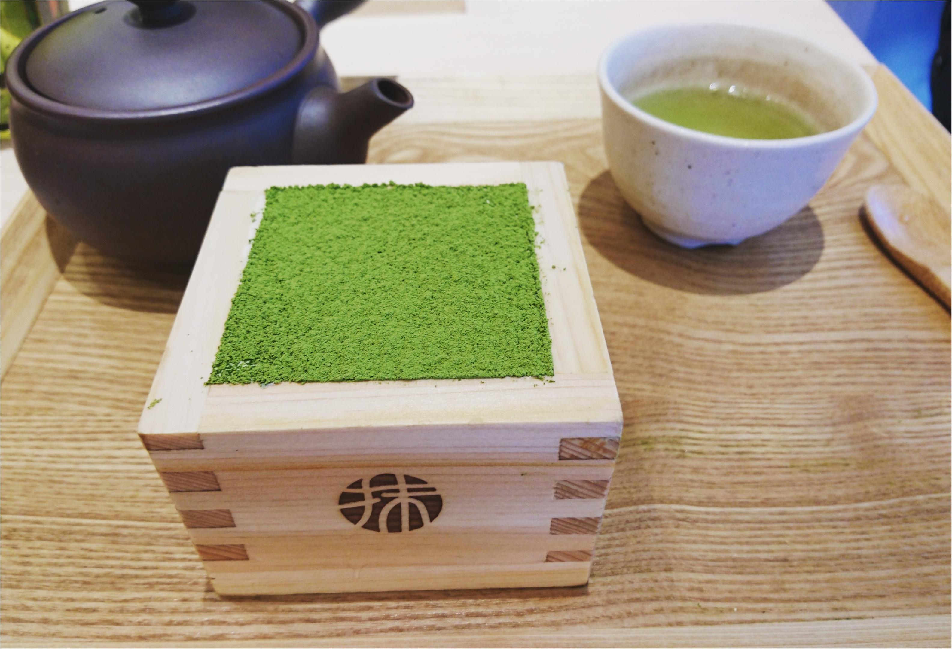 京都で大人気! 抹茶館のティラミスを並ばずに頂く!_2