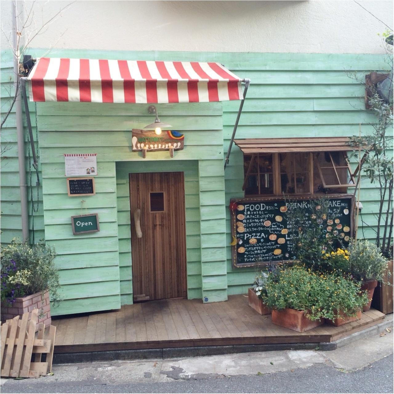 絵本の世界へようこそ♡ 吉祥寺にあるかわいいメルヘンカフェ ♡_1