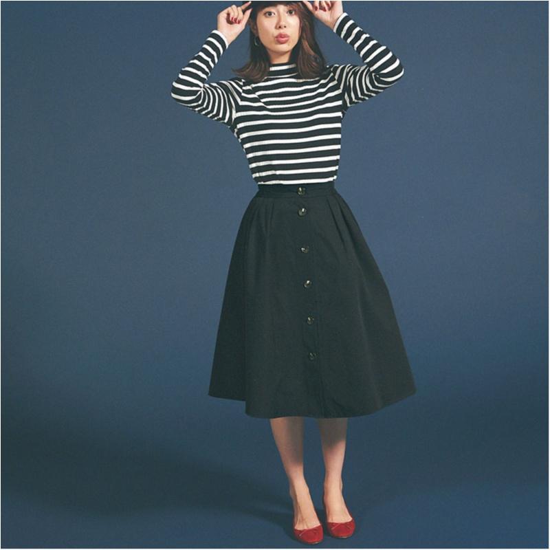 GUの美形スカート,GU,スカート