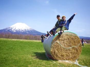 北海道ニセコの大自然に包まれて