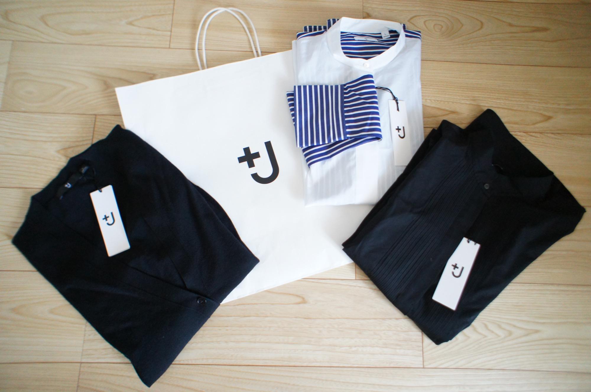 《伝説のコレクション再び❤️》大行列!【ユニクロ+J】#週5でユニジョ の私がスムーズな購入方法と購入品をレポ☝︎♡_1