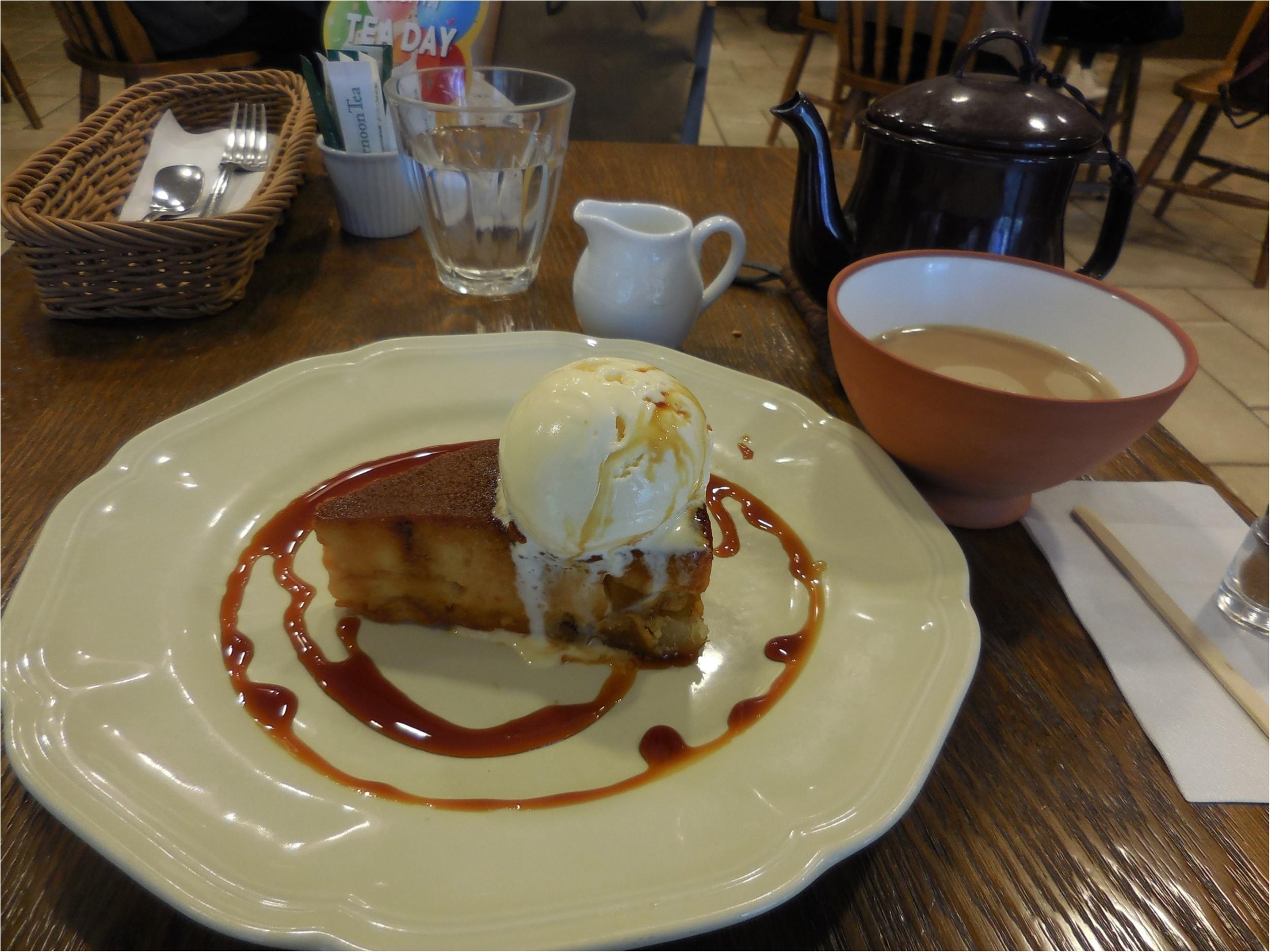 【アフタヌーンティー・ティールーム TEA DAY】11月1日は紅茶の日で店内すべての紅茶が111円でした_6