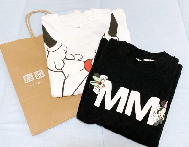 【ユニクロ】UNIQLO UT × アンブッシュの可愛すぎるミニーちゃんTシャツがお買い得!_1