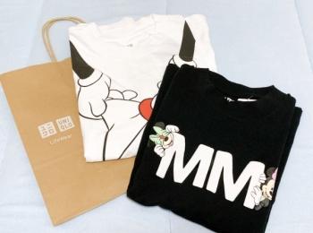 【ユニクロ】UNIQLO UT × アンブッシュの可愛すぎるミニーちゃんTシャツがお買い得!