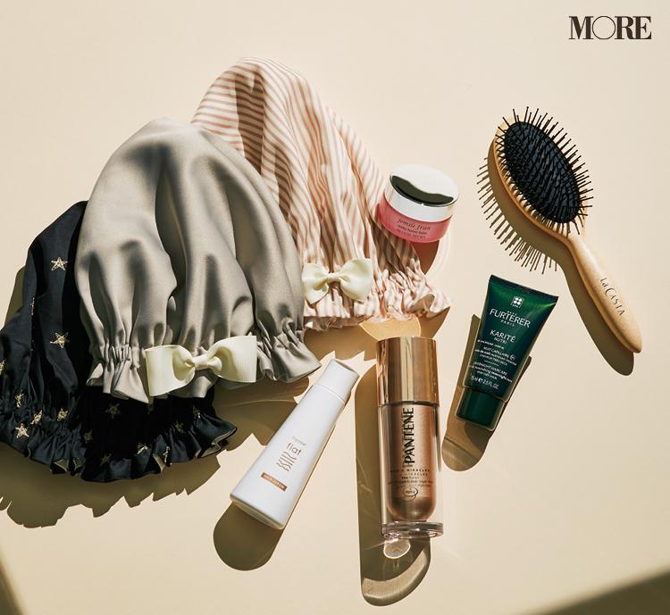 美髪の秘訣は夜にあり! くせ・うねり、乾燥ダメージなどを防ぐ「夜の集中補修ヘアケア」6選_1
