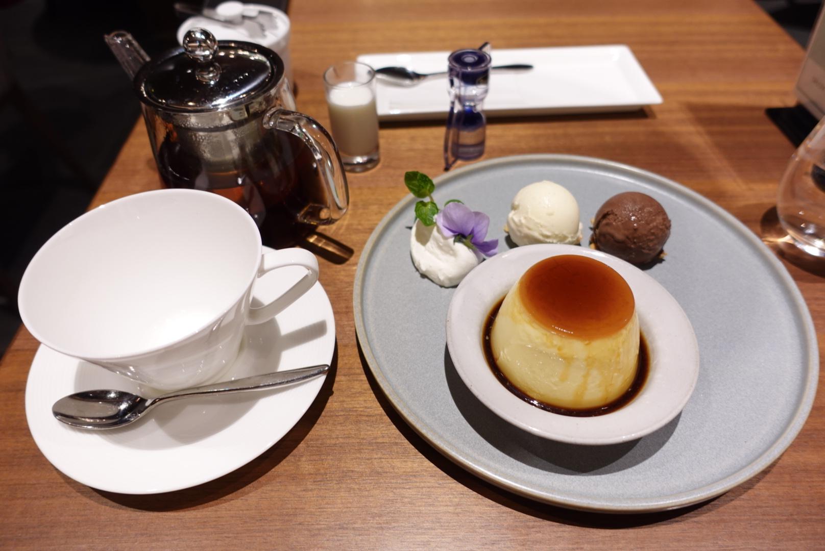 【神戸・三宮】モロゾフ神戸本店のカフェでお茶!定番のプリンにジェラートが美味★お手頃なのも◎_2