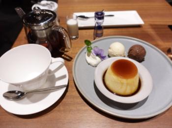 【神戸・三宮】モロゾフ神戸本店のカフェでお茶!定番のプリンにジェラートが美味★お手頃なのも◎