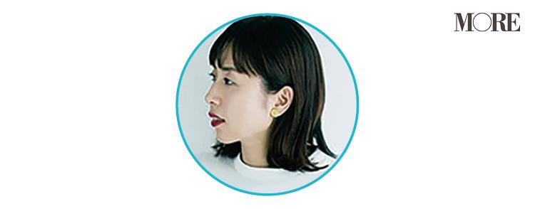 おすすめサンダルを教えてくれたスタイリストの石上美津江さん