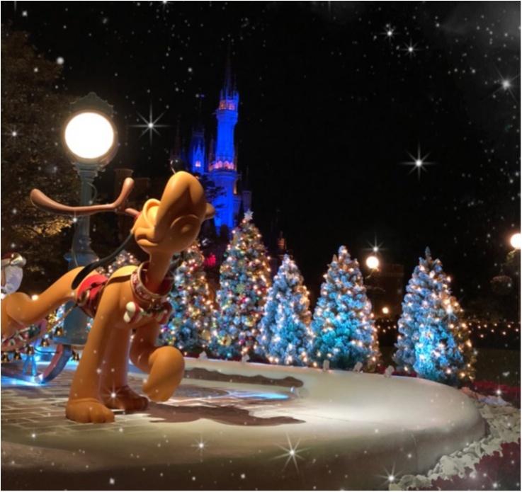 【ディズニー・クリスマス】夜のパークの楽しみ方!クリスマスのオススメを紹介します!_9