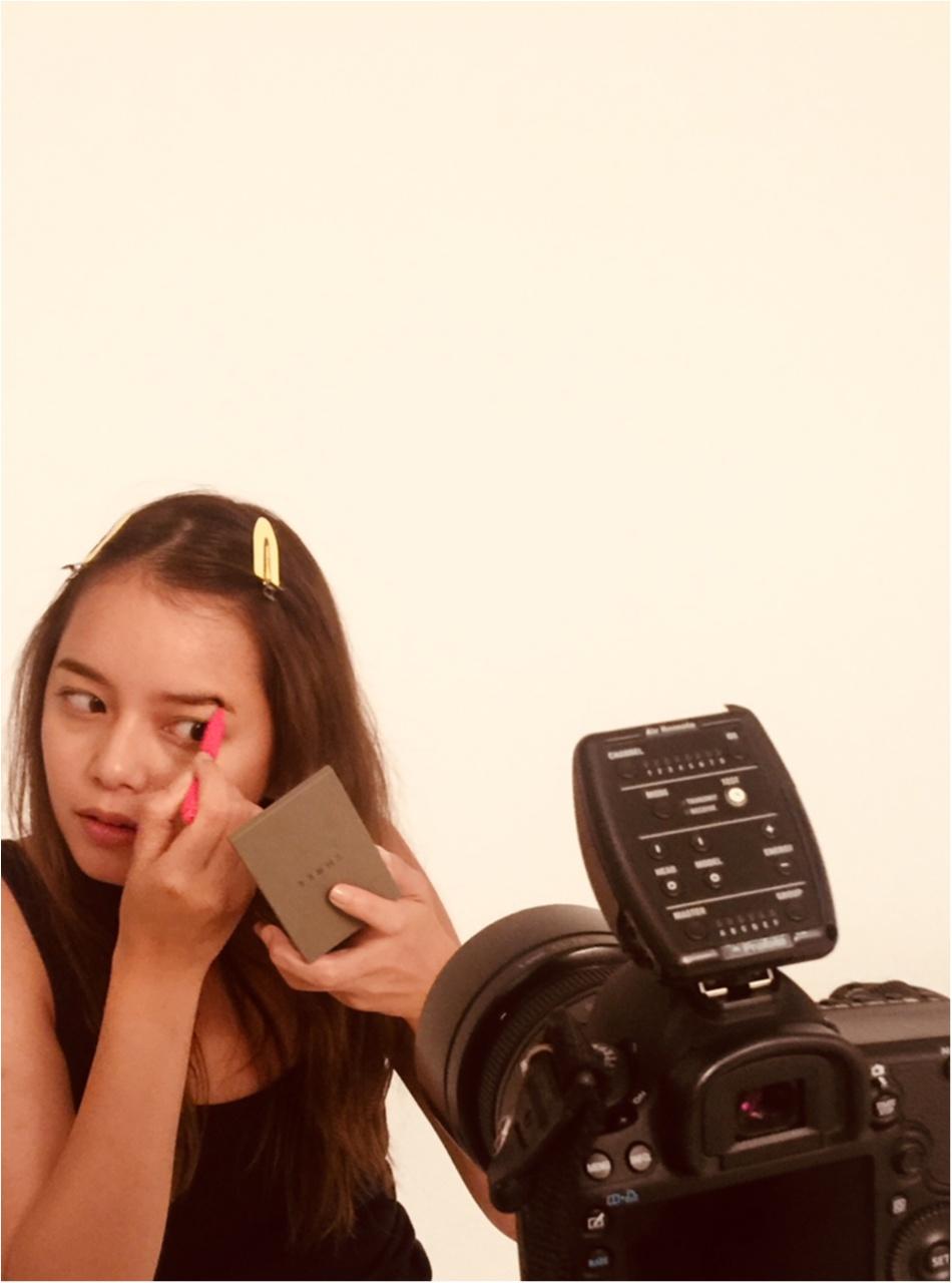 【11月28日発売!】岸本セシルスタイルBOOK、ただいま撮影中! 現場リポートPart4! _1_3