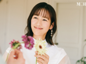 前田有紀さんが、フラワーアーティストに転身した理由 PhotoGallery