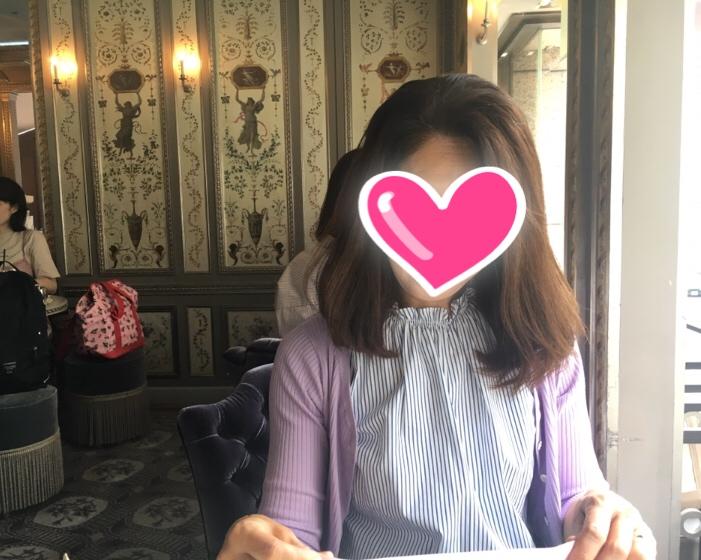 【期間限定】ポンパドゥール夫人と優雅な午後を♡LADUREEのアフタヌーンティー@銀座_9