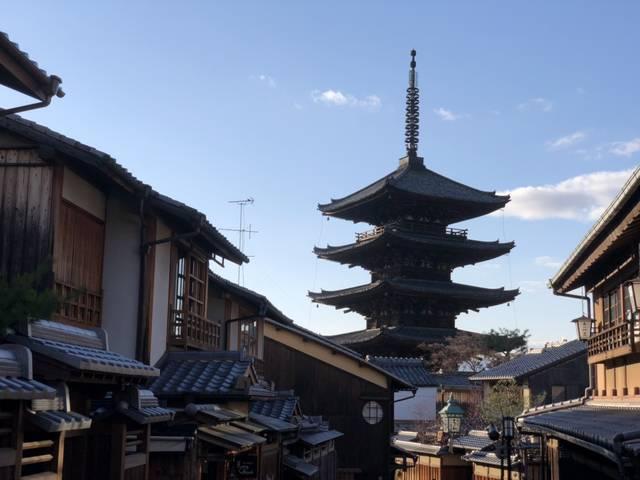 【京都】人気観光スポット 清水寺までの歩き方♥︎_3