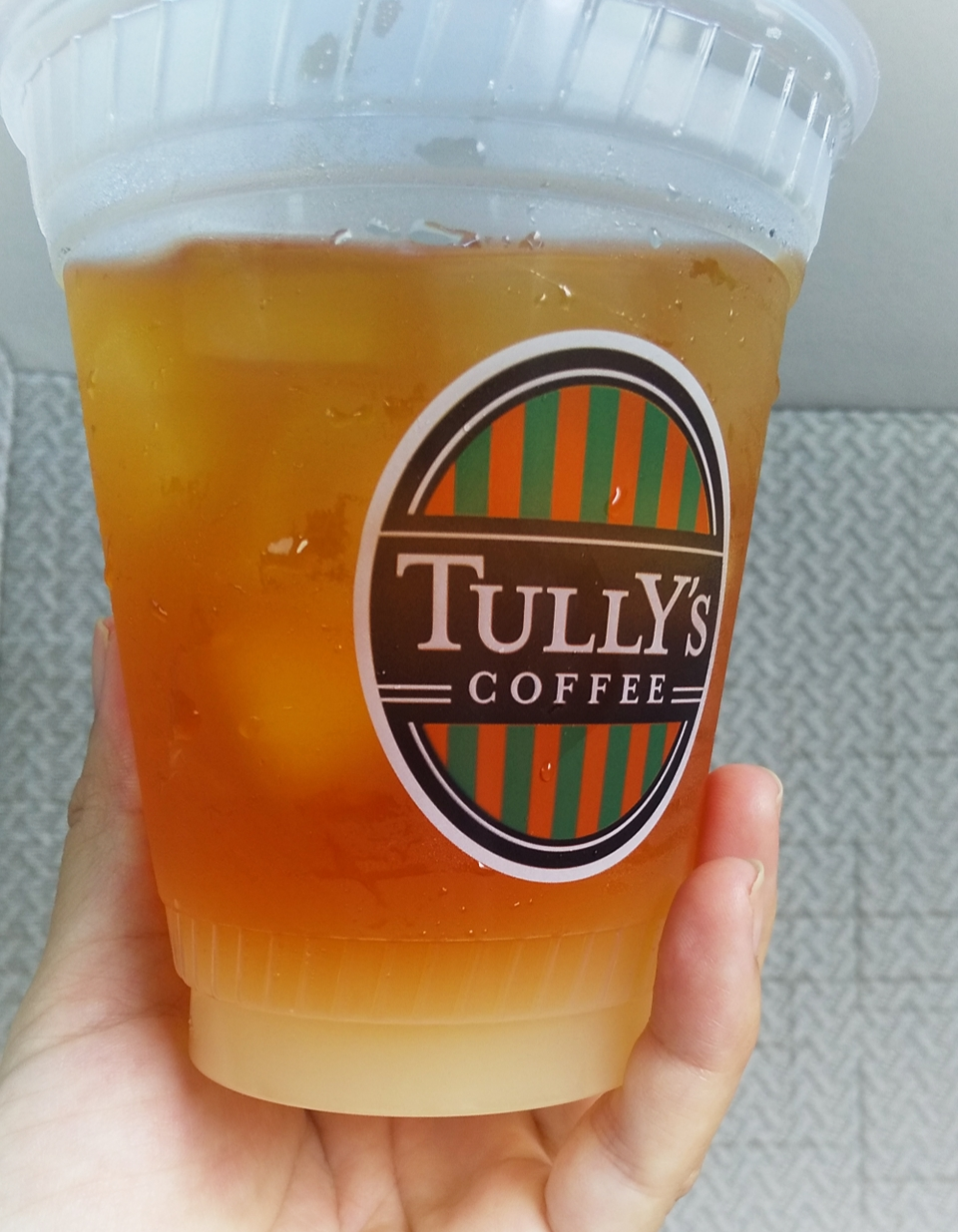 TULLY'S COFFEE【5/19発売 暑い日にぴったり】グレープフルーツの贅沢な果肉の大きさに驚き!!_2