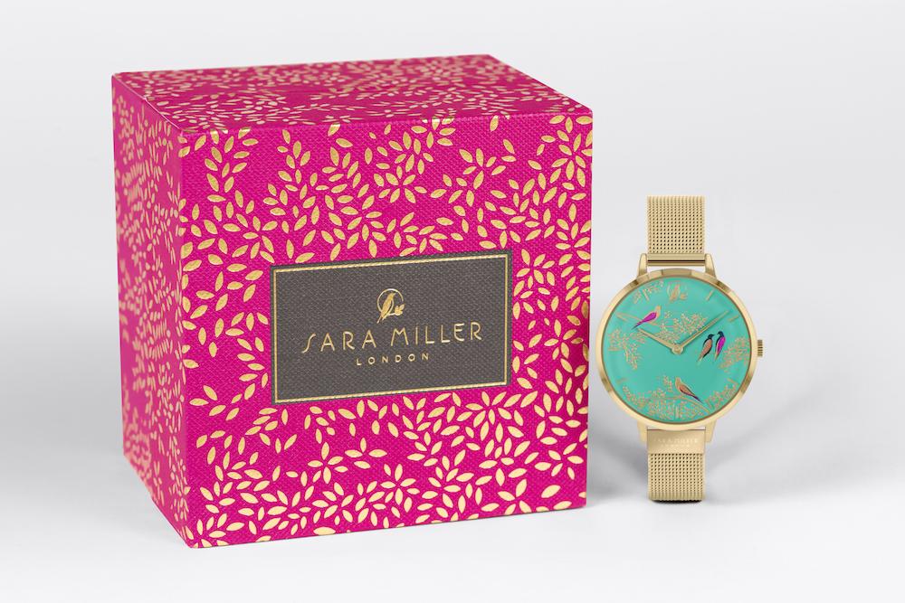 ロンドン発『サラミラーロンドン』の腕時計が日本初上陸!オフィスもデートもOKな華デザイン♡_6