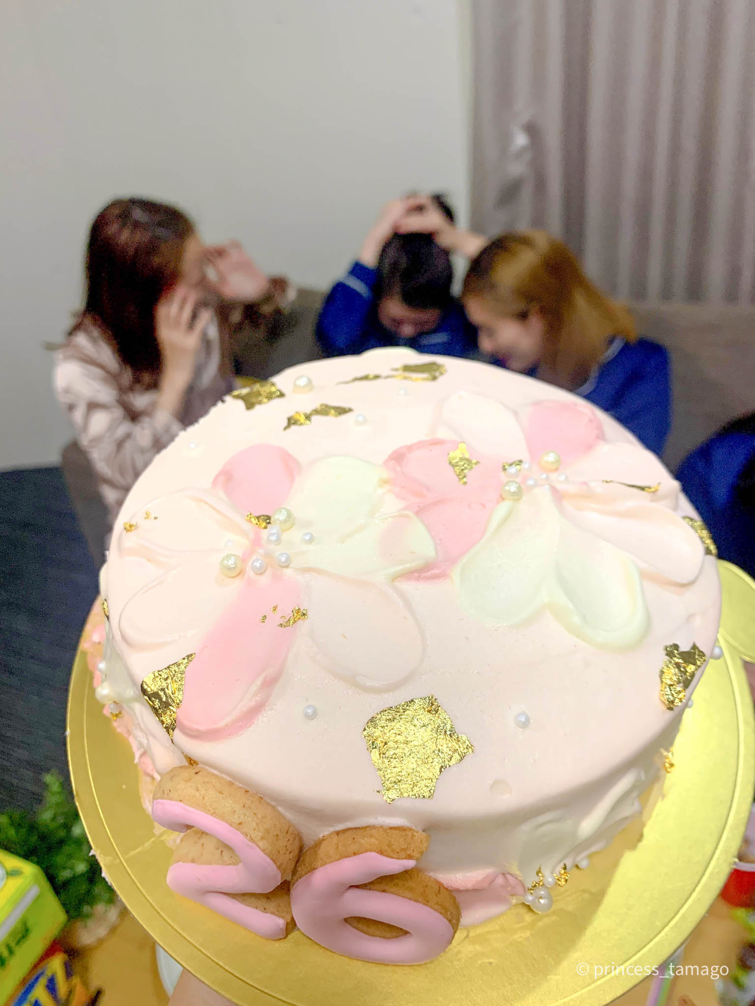 【インスタ映え間違いなし!】かわいいバースデーケーキをおうちでも♡_3