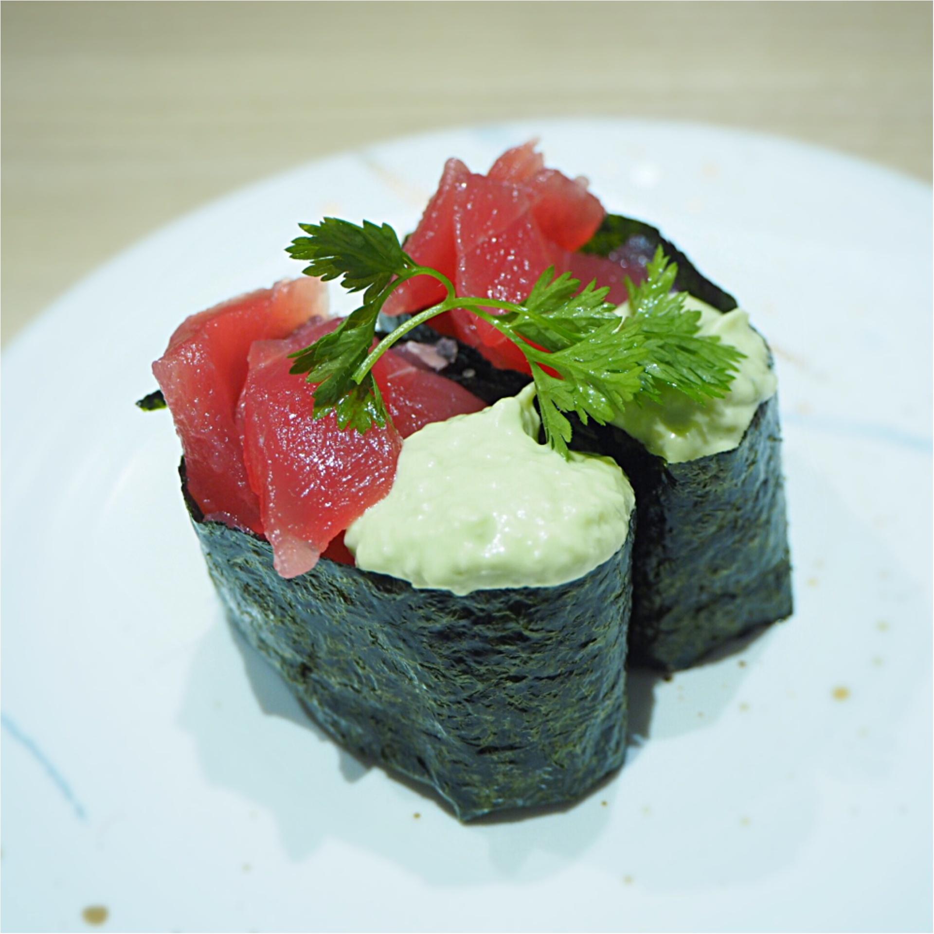 【横浜】創作寿司もあり★新鮮なお魚を堪能できるお寿司屋さん_4