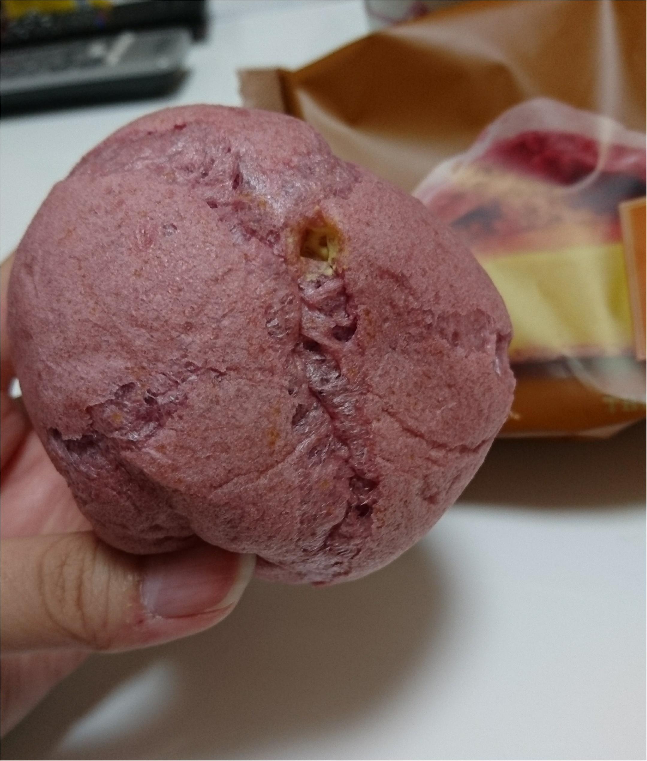 【コンビニスイーツ】お芋の美味しい季節です☺️_2