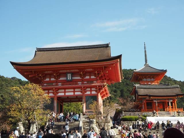 【京都】人気観光スポット 清水寺までの歩き方♥︎_8