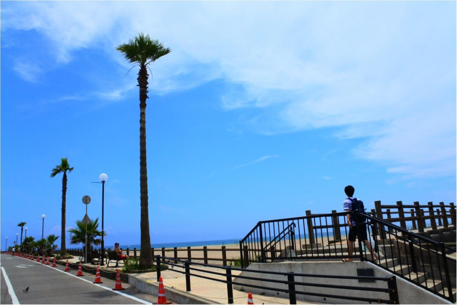 暑い陽射しの海も○○○があれば快適✨あの童謡で有名な【*御宿海岸*】で夏を満喫してきました♪_2