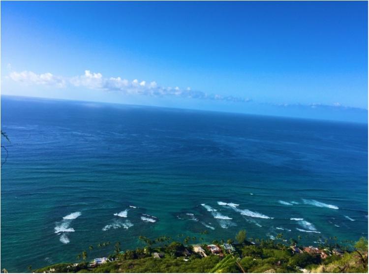 【TRIP】ハワイにきたら、やっぱり行くよね:)ダイヤモンドヘッド@プチプラコーデハイキング_5
