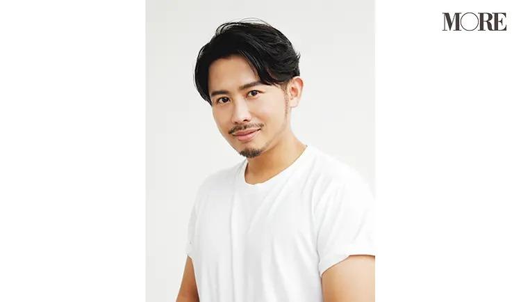 人気ヘア&メイクアップアーティストの小田切ヒロさん