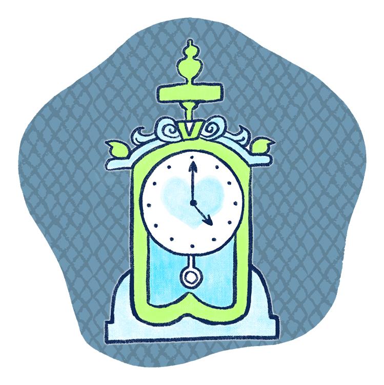 【銀の時計座】ゲッターズ飯⽥の2021年五星三心占いをチェック