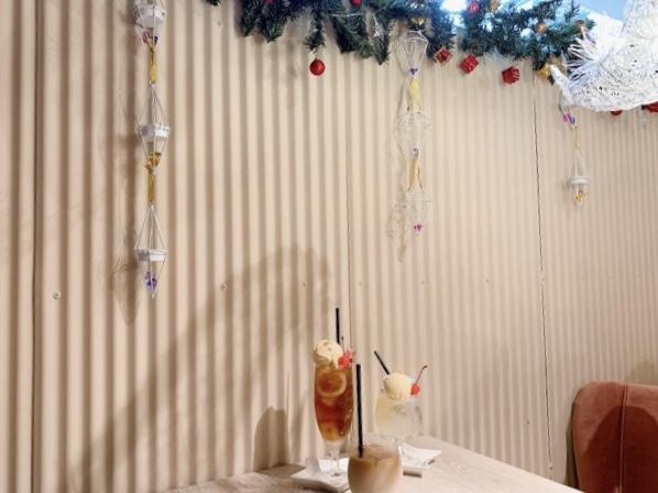 【吉祥寺カフェ巡り】9月オープン!『Cafe Eve(カフェイヴ)』で映えドリンクを♡_2
