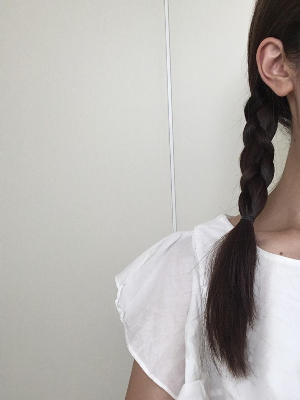 ▶▶仕事の日でも髪型を【3変化】3分あればできちゃう‼︎簡単ヘアアレンジで気分をアップ♪_5