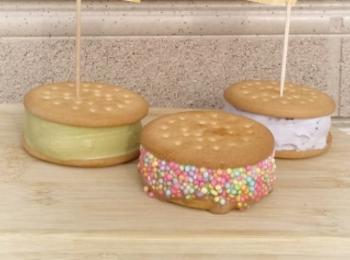第2段【おうちで簡単にできちゃう】レシピあり!美味しい&かわいいデコアイスを作ってみました!!