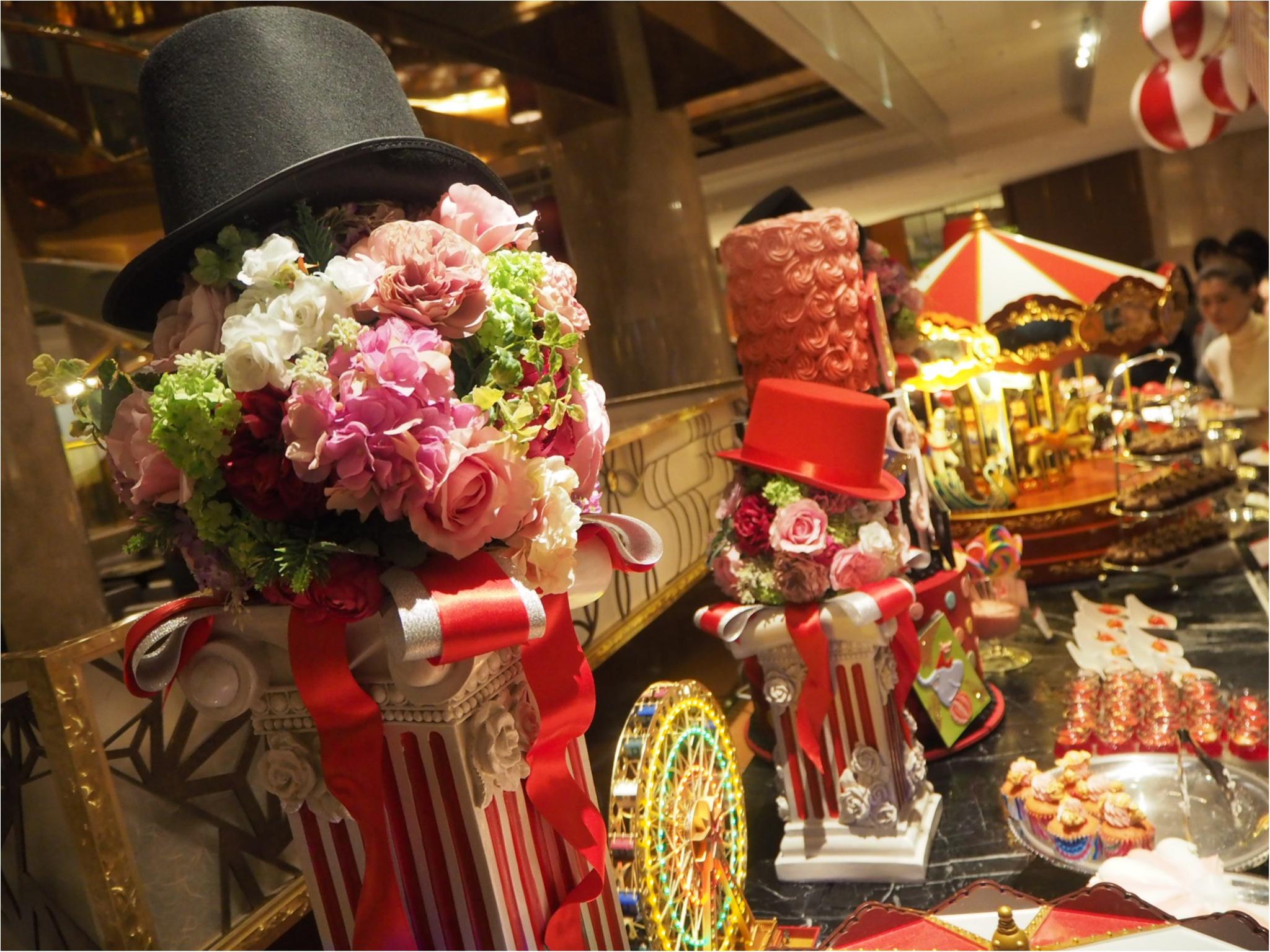 【満席御礼?!】やっぱり行きたいヒルトン東京の「ストロベリーデザートブッフェ」は女子がHAPPYになれるスイーツがずらり!_3