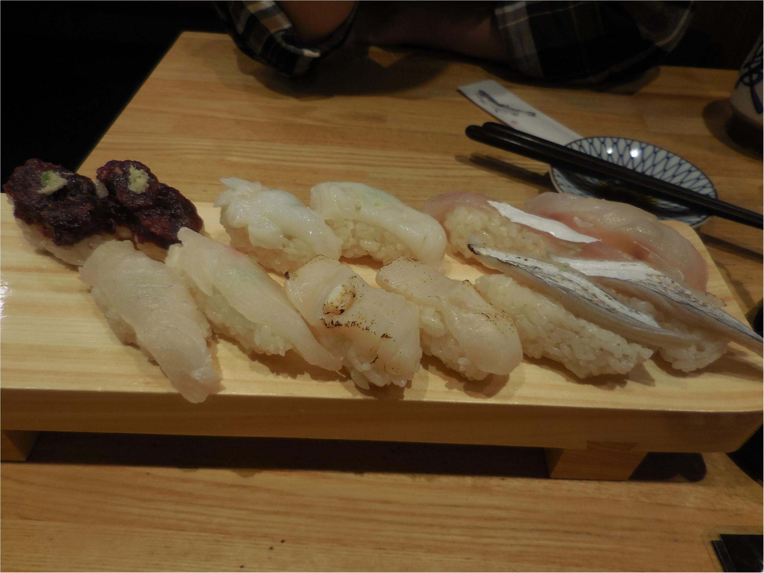 【築地玉寿司】高級寿司の食べ放題へ2回目行ってきました_4