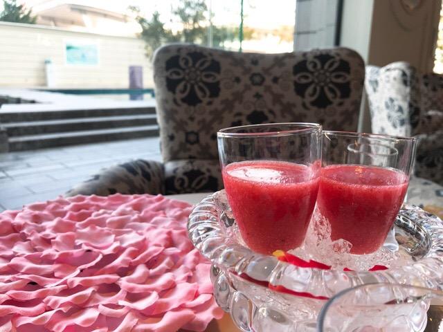 【ラ・スイート神戸ハーバーランド】ストロベリーアフタヌーンティーの苺と薔薇のコラボが可愛すぎる♡♡_4