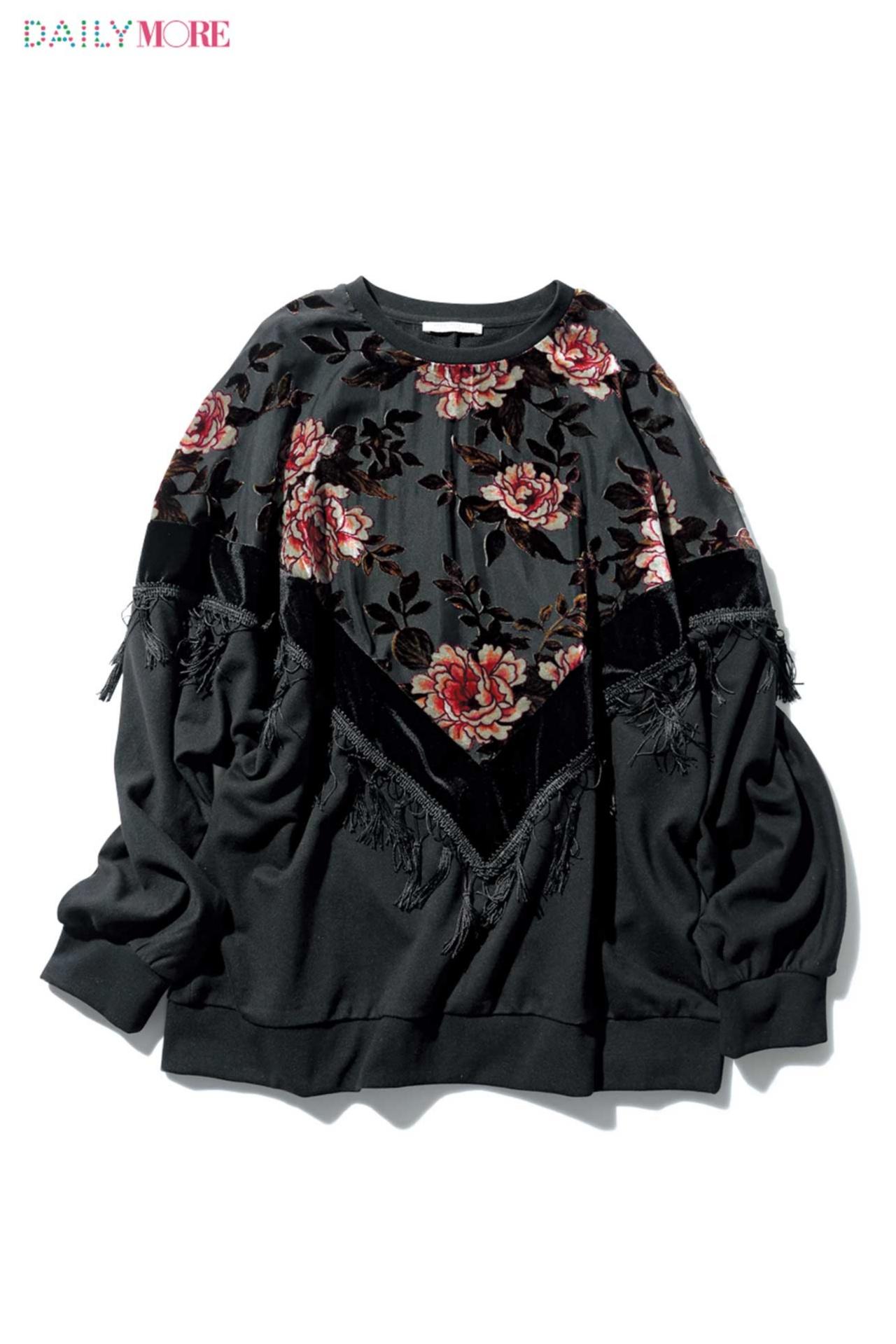 『ZARA』で秋服を本気買い! 1枚で様になるベロアトップスや、体がキレイに見えるチェックパンツを、around¥5000で手に入れて❤_1_1