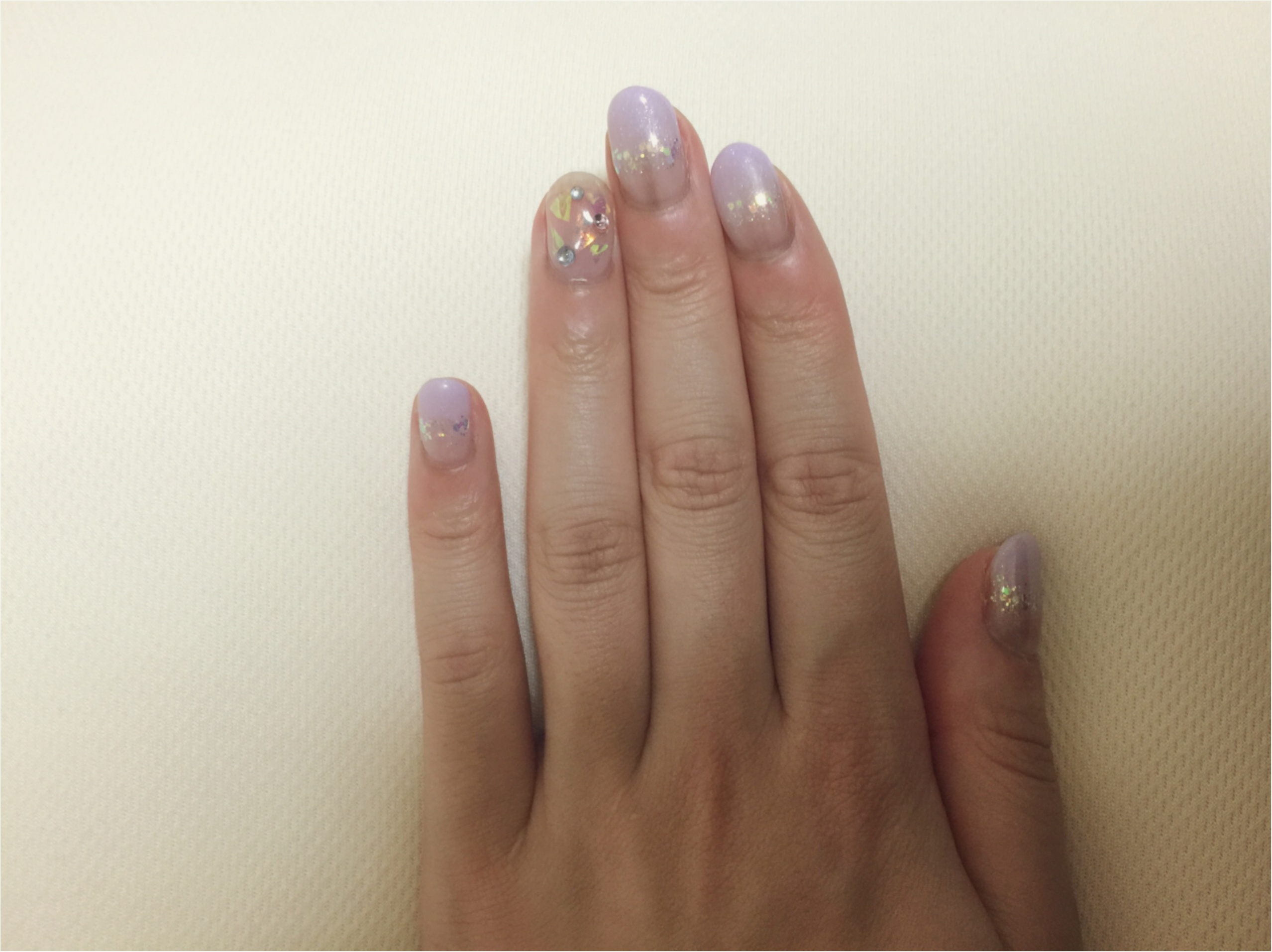 My nail is ..._1