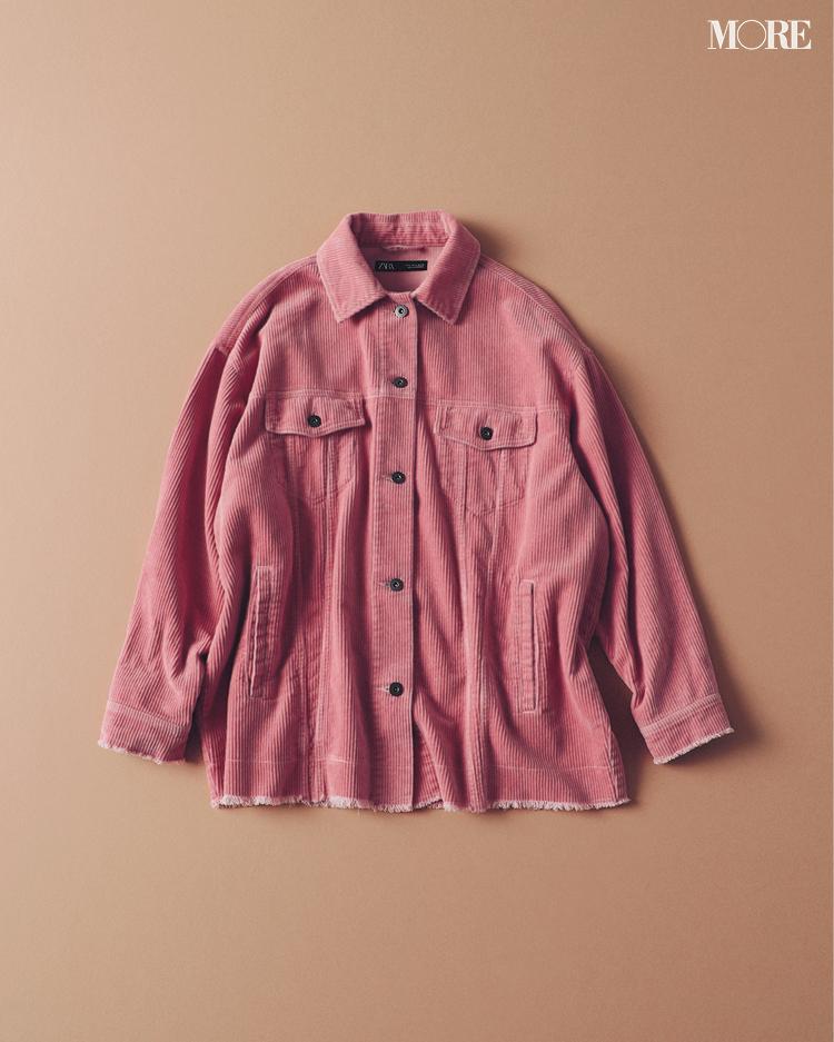 『ZARA』もラインアップ! トレンドど真ん中のシャツジャケットはこの6ブランドから選んでみて!_2