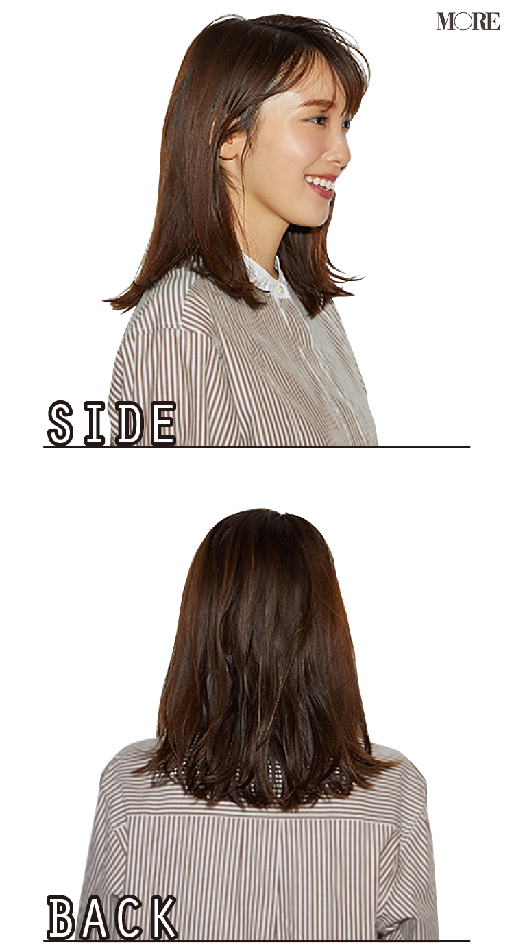2019年秋冬におすすめの髪型は? - ボブ、ミディアム、ロングのヘアカタログ&ヘアアレンジ10選_30