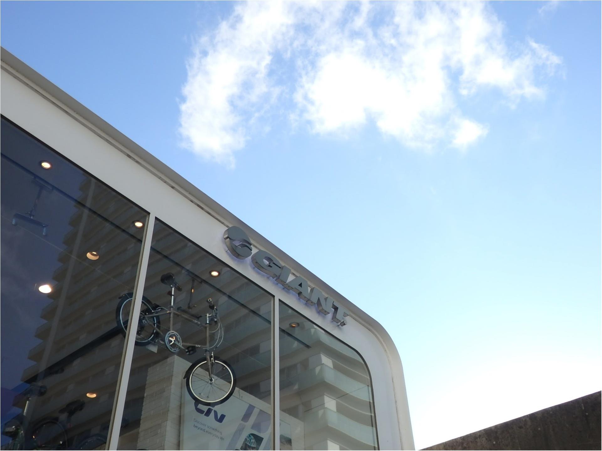 """世界初の女性向け自転車ブランド""""Liv""""でわくわくのウエア合わせ 【#モアチャレ あかね】_12"""