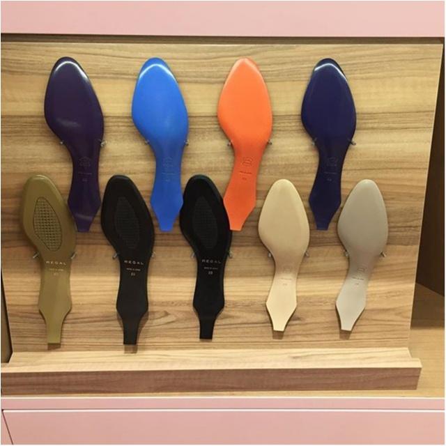 「足を美人にする」アイテムもそろう足の専門店『Good Shoes, Good Foot.by REGAL』が先日KITTE丸の内にオープン6