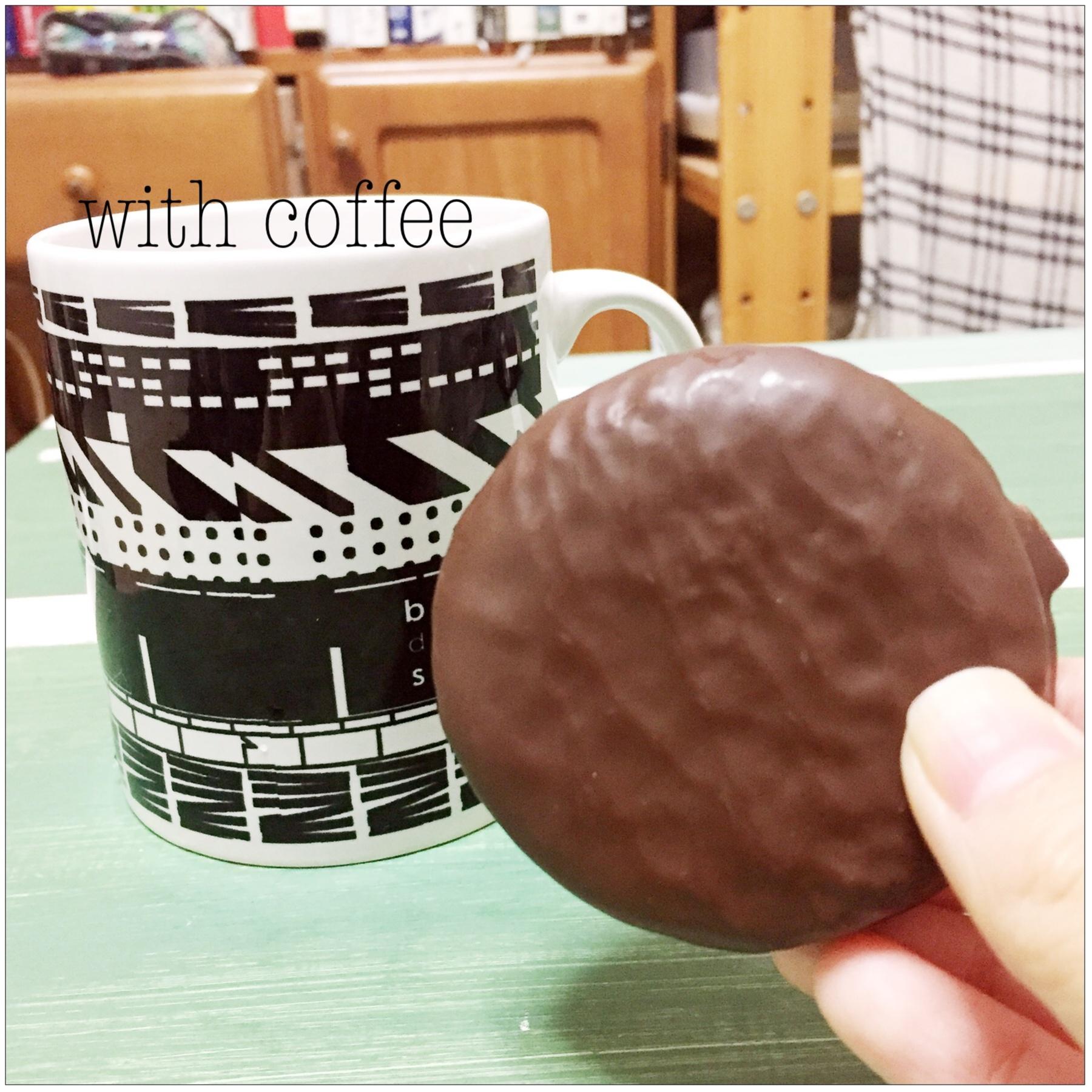 …ஐ ロッテのチョコパイ♪から冬限定♥️がでました! ஐ¨_3