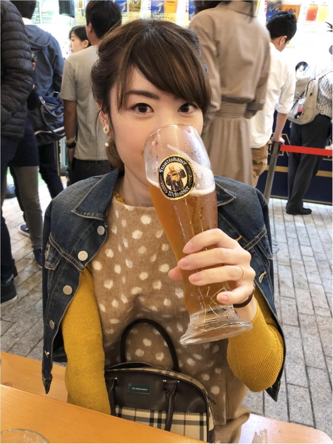 【横浜オクトーバーフェスト2018】行ってきました!_3