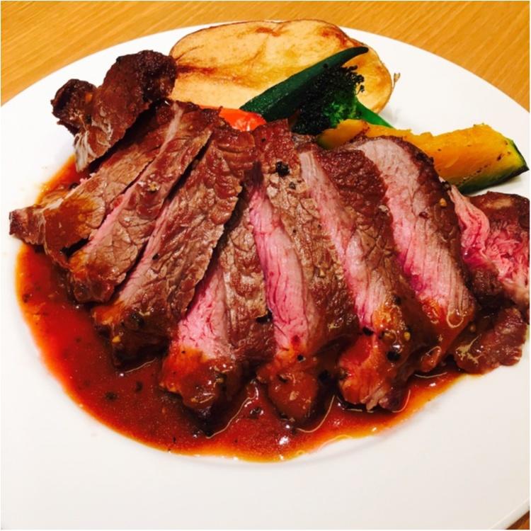 モアハピ8期が大集合!♡サラリーマンの街神田で、お肉が1番美味しいお店とは??♡_5