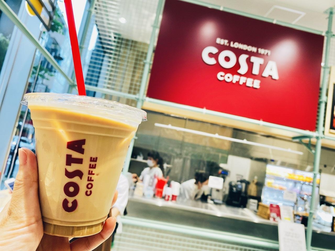【銀座カフェ】日本初上陸!ロンドン発《コスタコーヒー》が期間限定でオープン♡_1