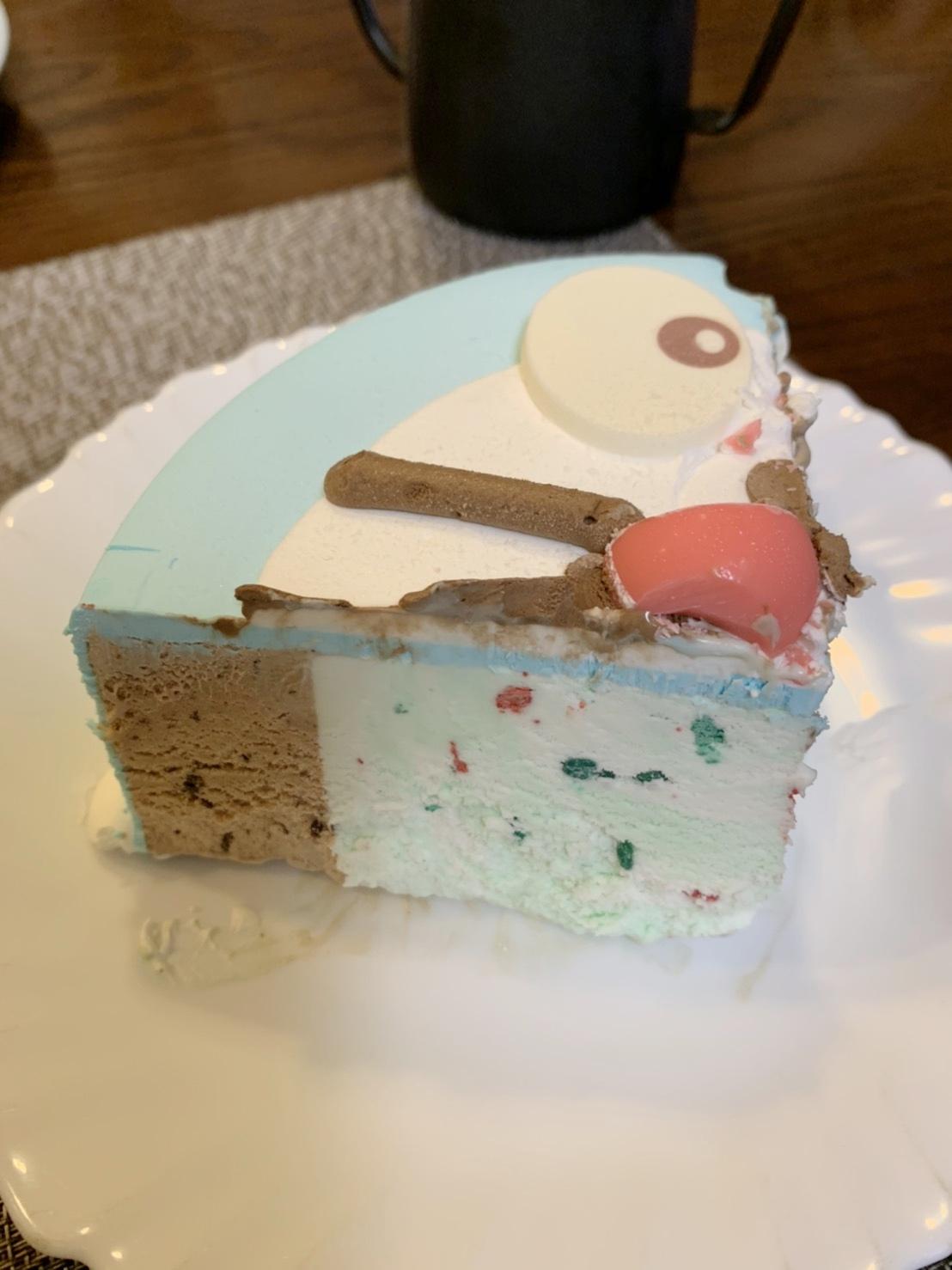 《憧れのアイスケーキ》31で販売しているドラえもん アイスケーキが可愛すぎて!!!_2