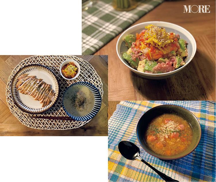 本田翼の手料理の写真