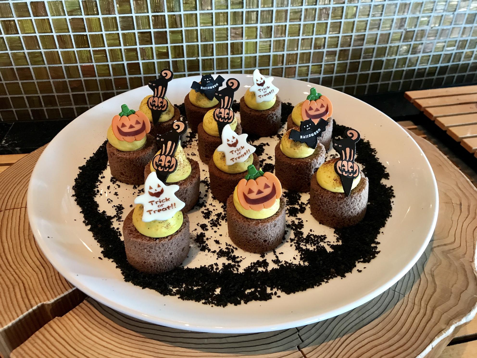 【ハロウィンスイーツブッフェへ出掛けよう!】10/5〜スタート!スイスホテル南海大阪 Swiss Chocoholic Halloween Buffet レセプションに行ってきました。【大阪 難波 なんば】_8