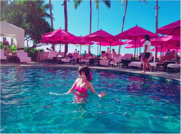 【TRIP】憧れのピンクパレス♡ロイヤルハワイアンのプールがフォトジェニックすぎる♡_7